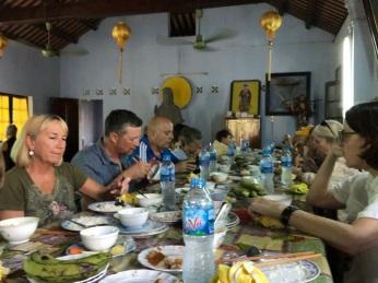 Pagoda Lunch